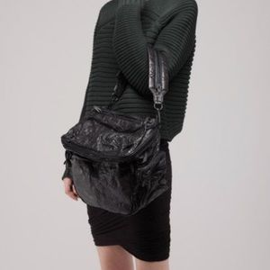 Alexander Wang Jane Bag black & gold